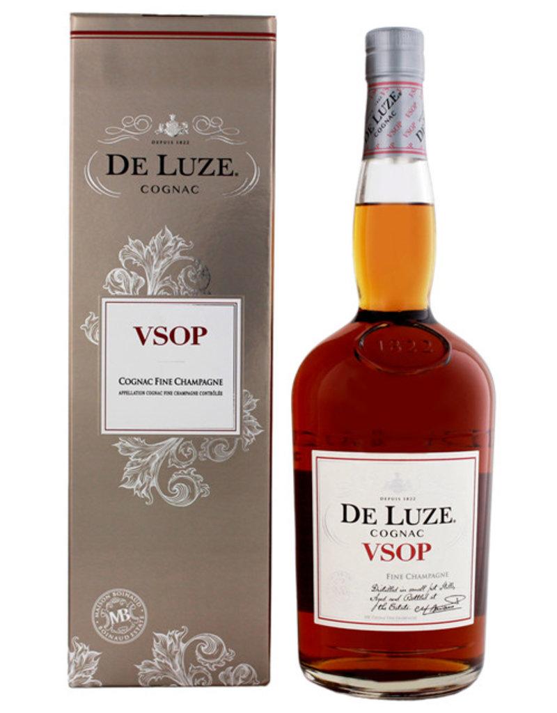 De Luze Cognac VSOP 1,0L Gift Box