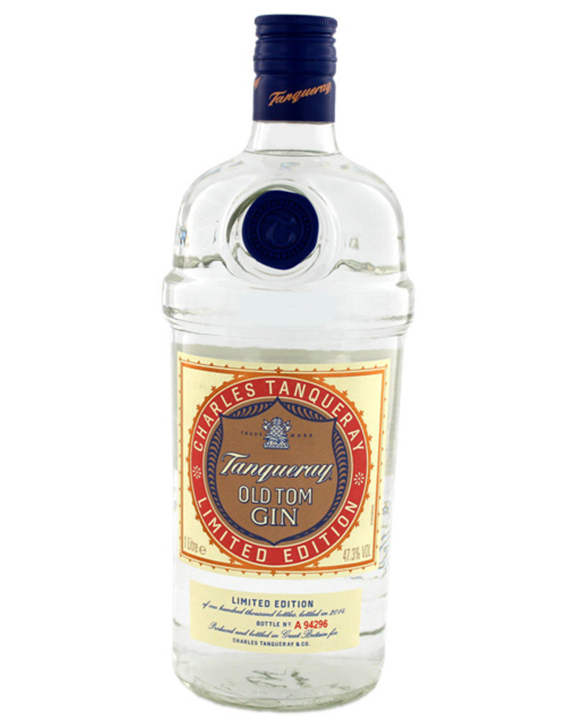 Tanqueray Tanqueray Old Tom Gin 1,0L