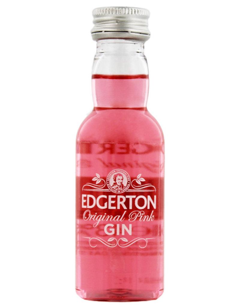 Edgerton Original Pink Dry Gin Miniatures 0,05L PET