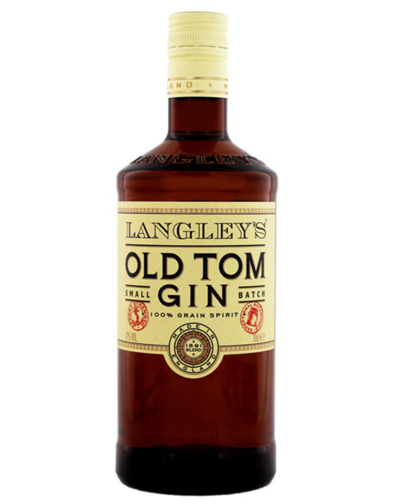 Langleys Old Tom Export Strength Gin 0,7L