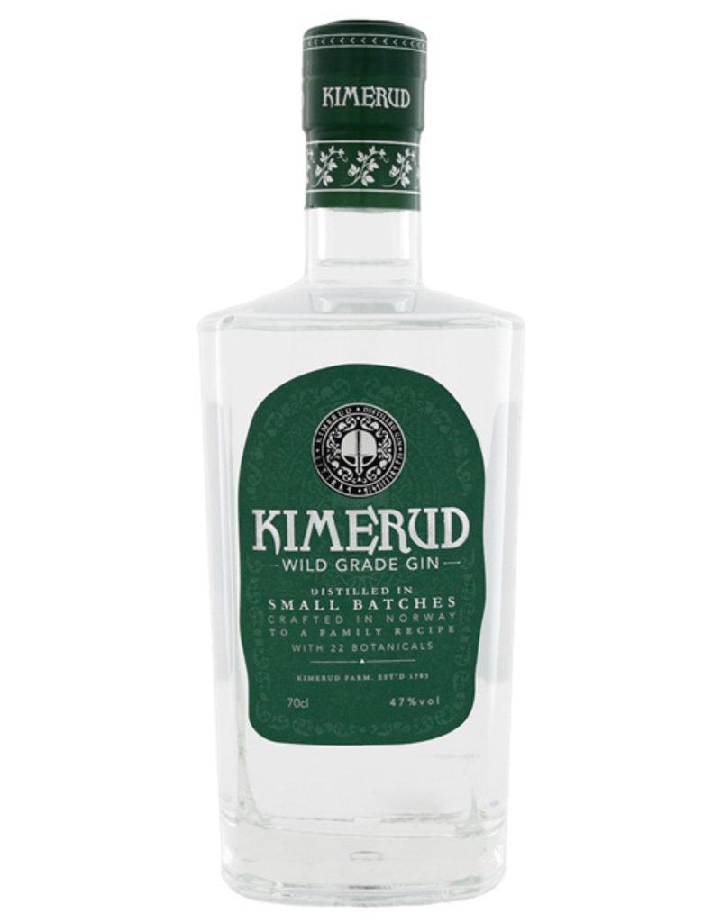 Kimerud Wild Grade Gin 0,7L (green label)