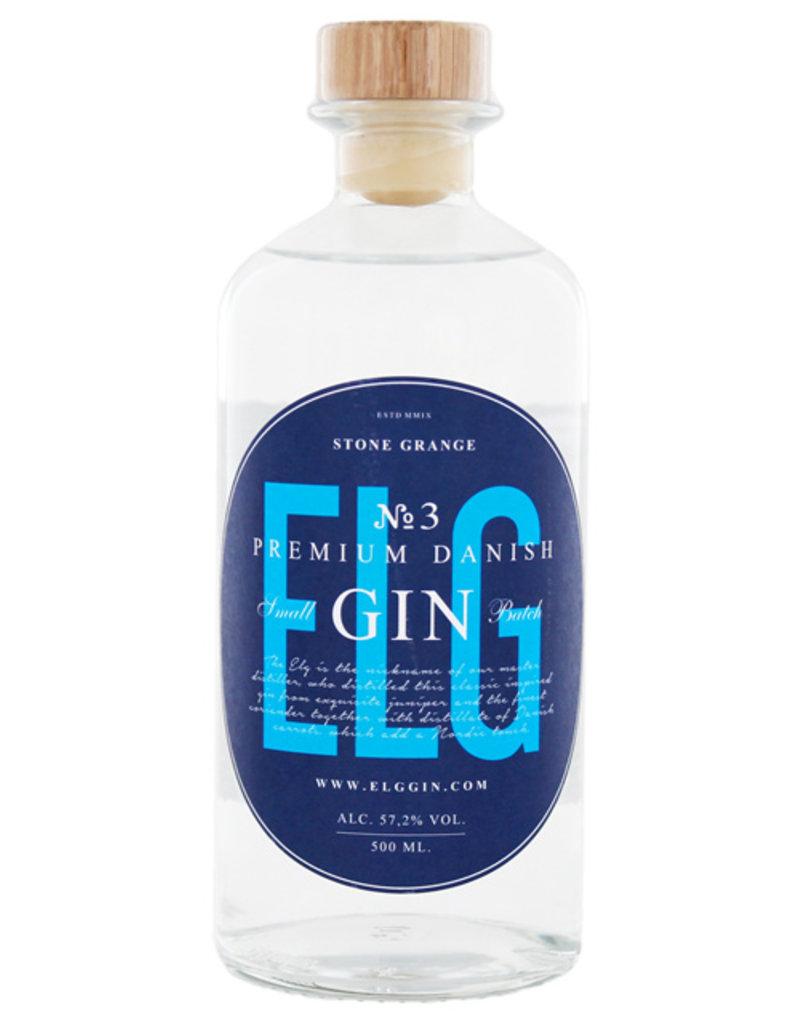 Elg No. 3 Gin Navy Strength 0,5L