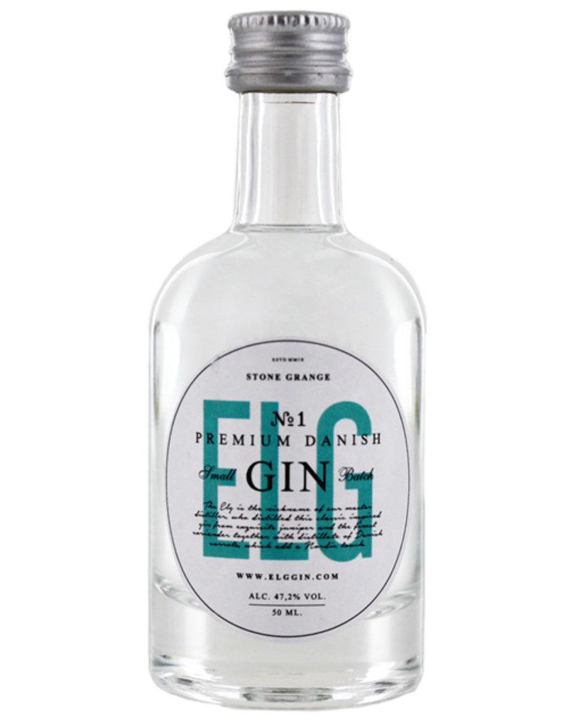 Elg No. 1 Gin Miniatures 0,05L