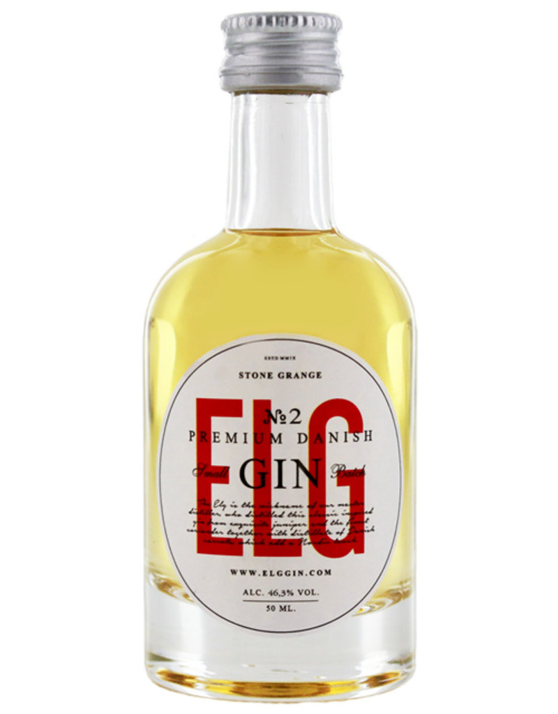 Elg No. 2 Gin Miniatures 0,05L