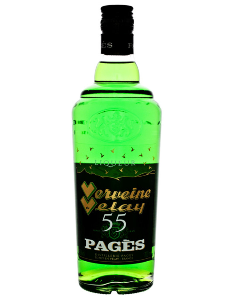 Pages Verveine du Velay Verte 55 0,7L