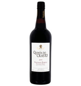 Quinta do Crasto Vintage Port 2015/2017 0,75L