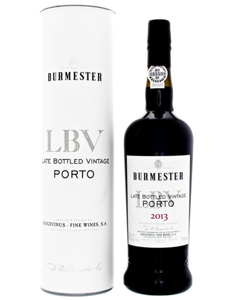 Burmester LBV 2013 Port 0,75L Gift Box