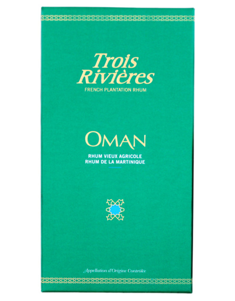Trois Rivieres Trois Rivieres Cuvee Oman 0,7L Gift Box