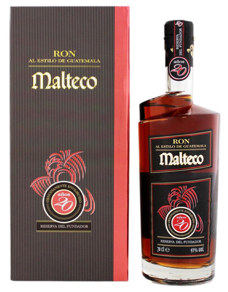 Malteco Malteco 20YO 0,7L Gift Box