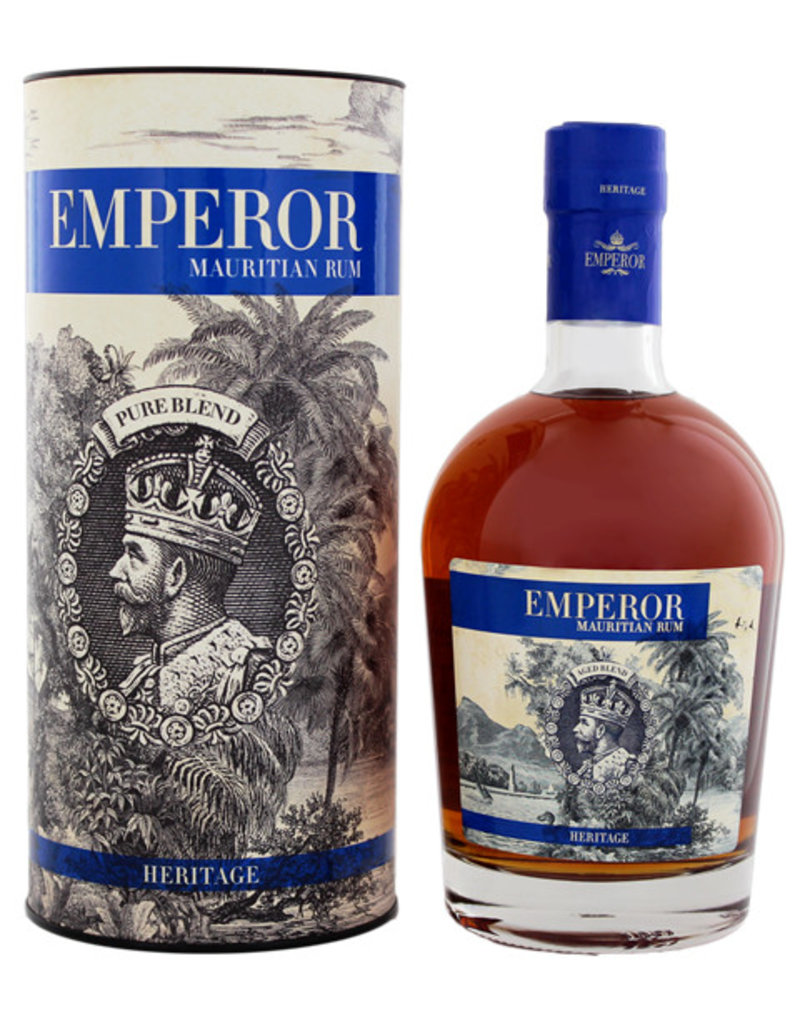 Emperor Heritage Mauritian Rum 0,7L Gift Box