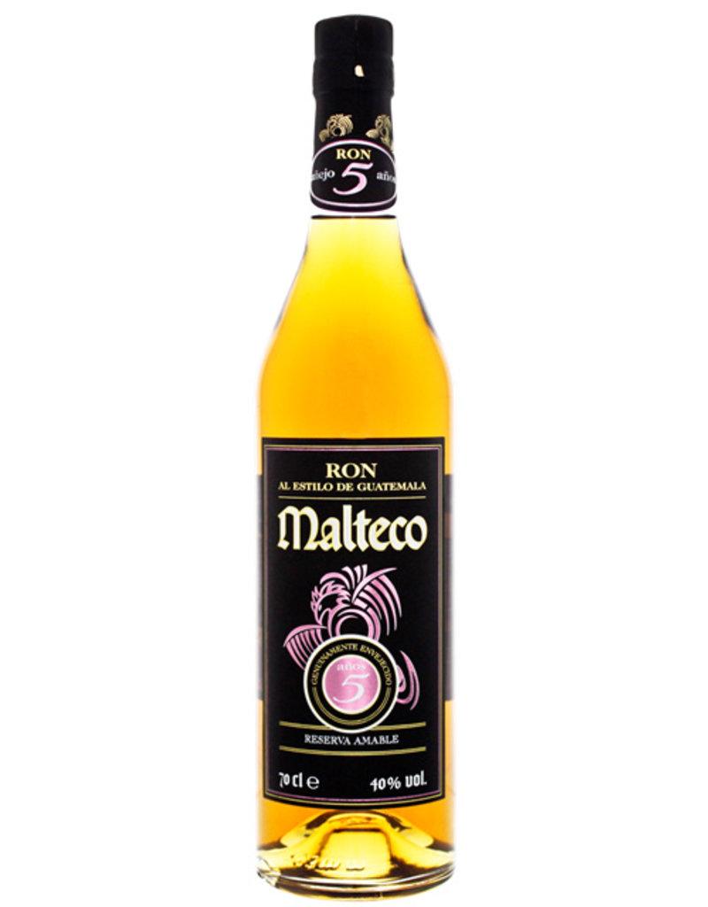Malteco Malteco 5YO Reserva Amable 0,7L