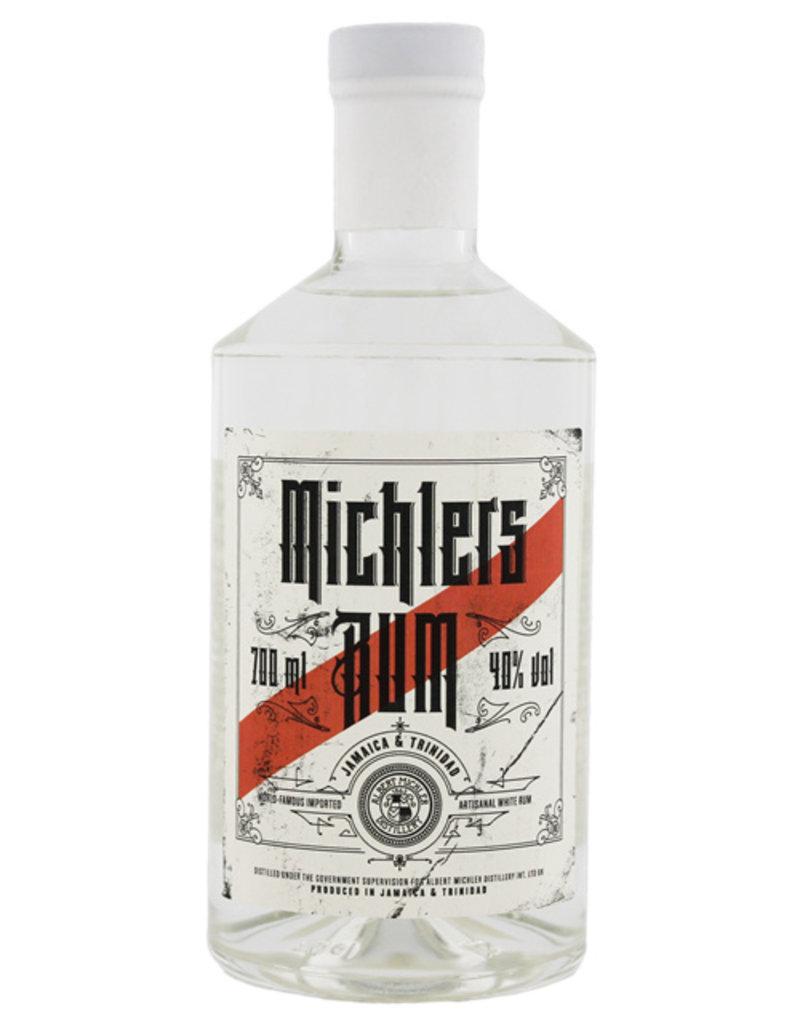 Michlers Jamaica & Trinidad Artisanal White Rum 0,7L