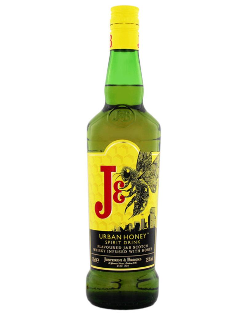 J & B J & B Honey 0,7L