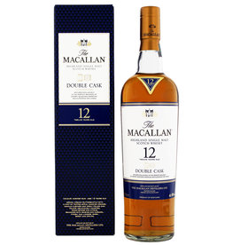 Macallan Macallan Double Cask 12YO 0,7L Gift Box