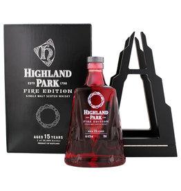 Highland Park Highland Park Fire Edition 15YO 0,7L Gift Box