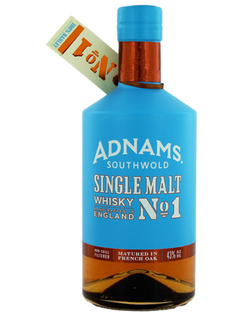 Adnams Single Malt Whisky No. 1 Non Chill Filtered 0,7L