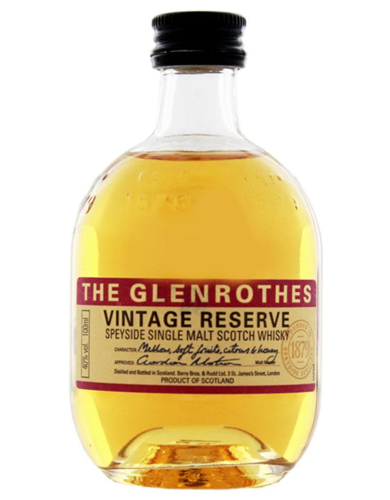Glenrothes The Glenrothes Vintage Reserve 0,1L