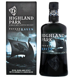 Highland Park Voyage of the Raven 0,7L Gift Box