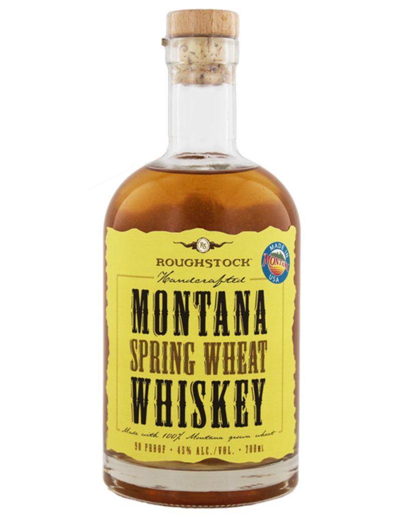 Roughstock Montana Spring Wheat Whiskey 0,7L -US-