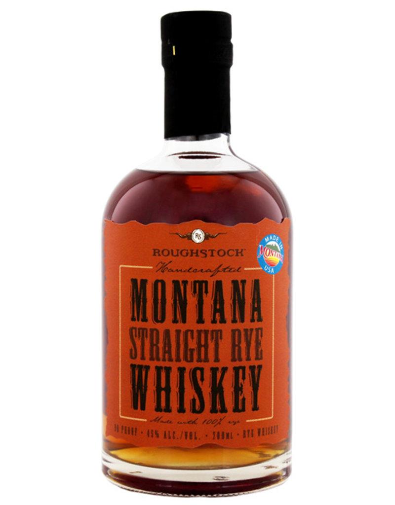 Roughstock Montana Straight Rye Whiskey 0,7L -US-