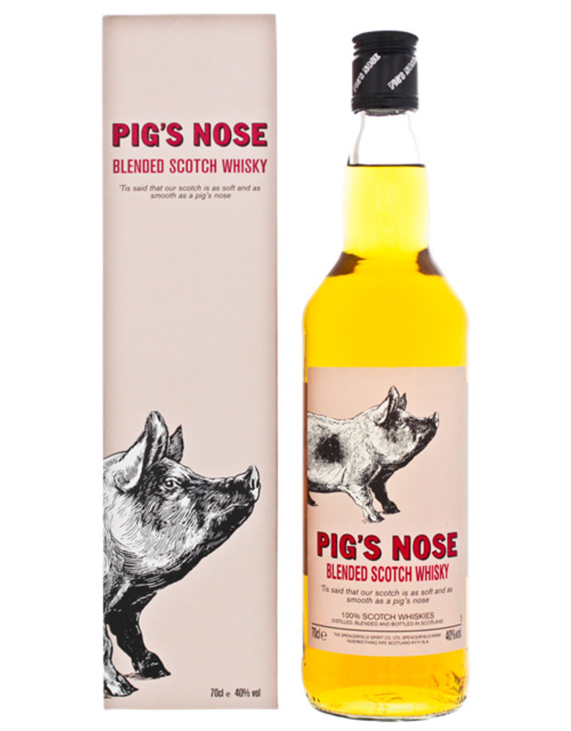 Pigs Nose 0,7L Gift Box