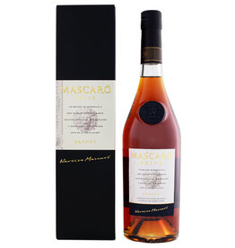 Mascaro Mascaro Brandy Prive 0,7L Gift Box