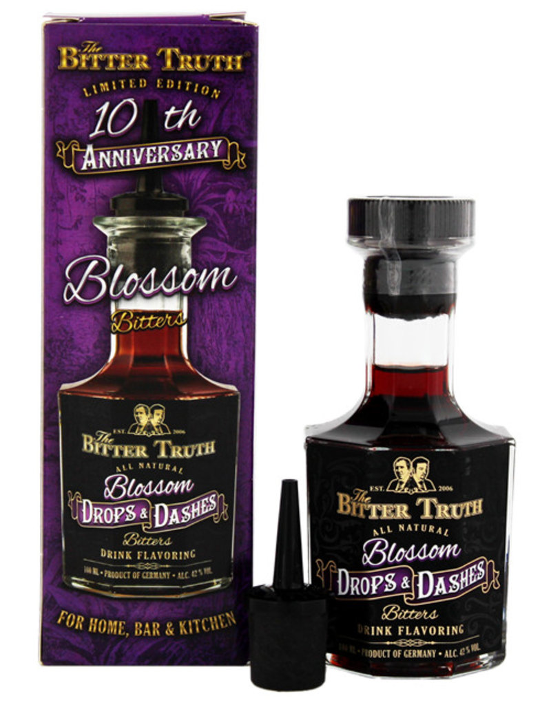 The Bitter Truth Drops & Dashes Blossom 0,1L -GB-