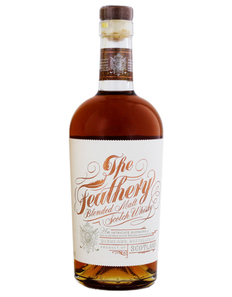 The Feathery Blended Malt Whisky 0,7L Gift Box