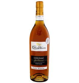 Claude Thorin Cognac Grande Champagne Folle Blanche 1996 0,7L Gift Box