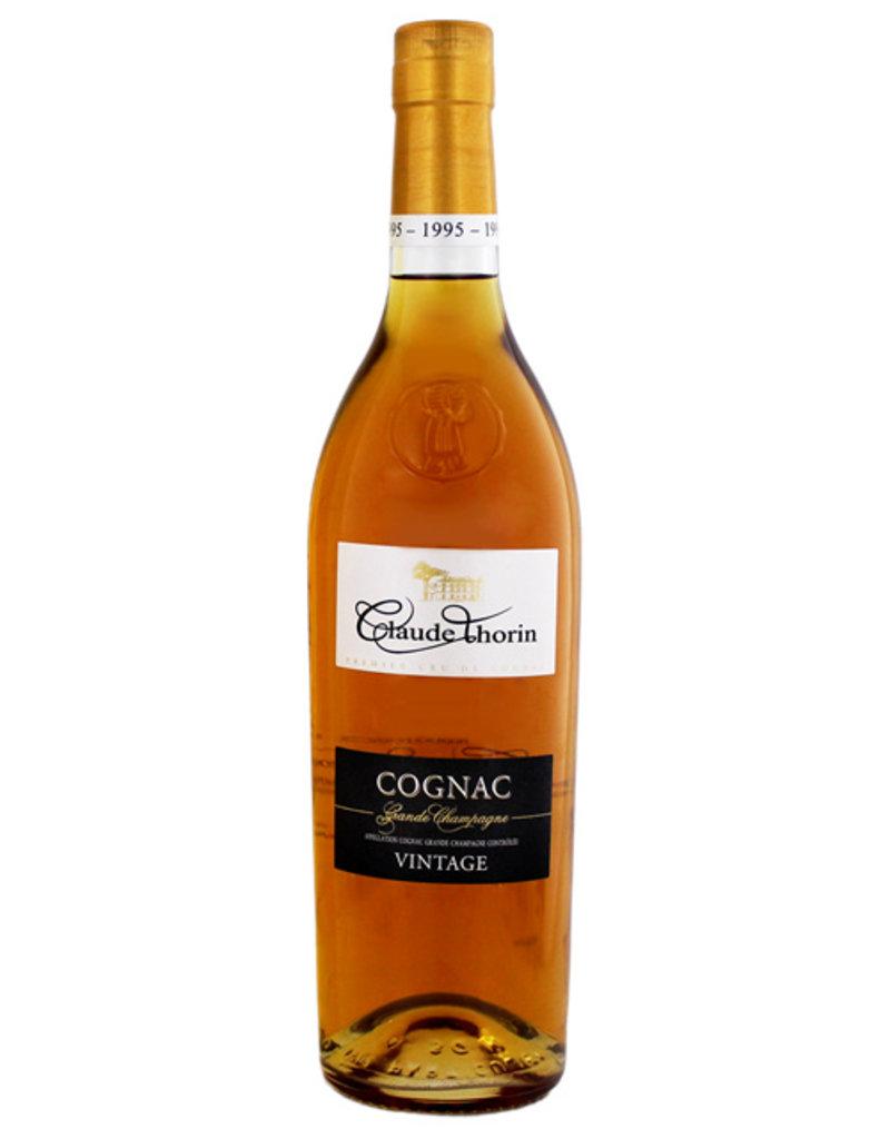 Claude Thorin Cognac Grande Champagne Millesime 1995 0,7L Gift Box