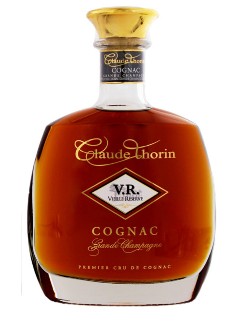 Claude Thorin Cognac Grande Champagne VR Vieille Reserve 0,7L Gift Box