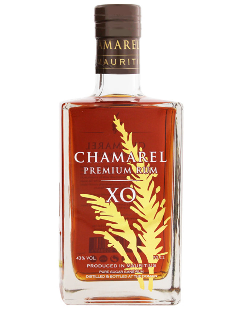 Chamarel XO Rum 0,7L Gift Box