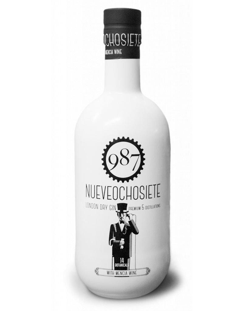 987 Nueveochosiete London Dry Gin 0,7L