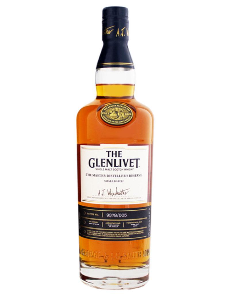 Glenlivet The Glenlivet Master Distillers Reserve Small Batch 0,7L Gift Box