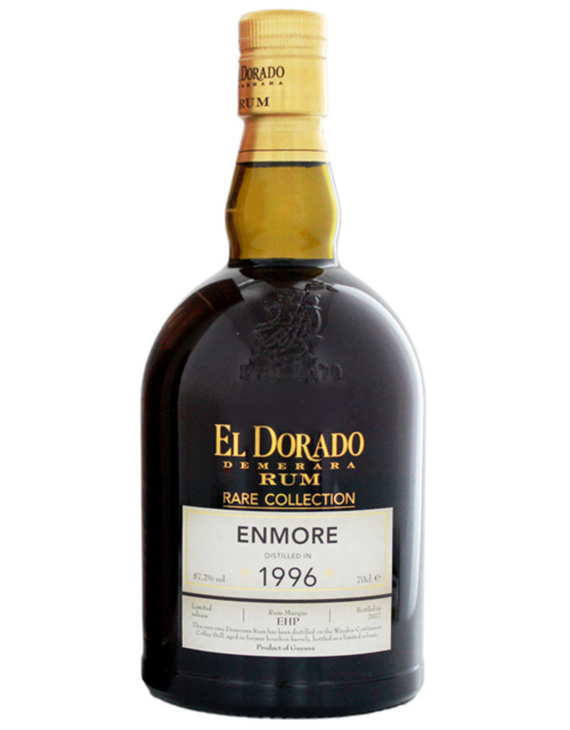 El Dorado El Dorado Rum Enmore 1996 Rare Collection 0,7L Gift Box