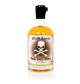 Naga Chilli Vodka - 100.000 Scovilles