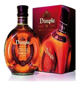 Dimple 15 Years Gift Box