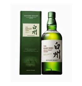 Hakushu Distiller's Reserve Gift Box