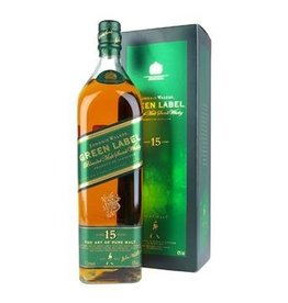 Johnnie Walker Johnnie Walker Green Label 15 Years Gift Box