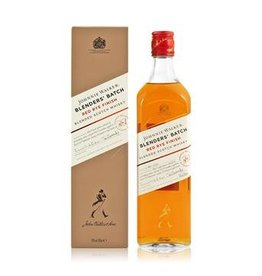 Johnnie Walker Johnnie Walker Red Label Rye Finish