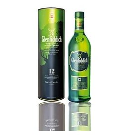 Glenfiddich Glenfiddich 12 Years Gift Box