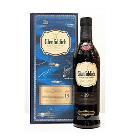 Glenfiddich Glenfiddich 19 Years Age Of Discovery Bourbon Gift Box