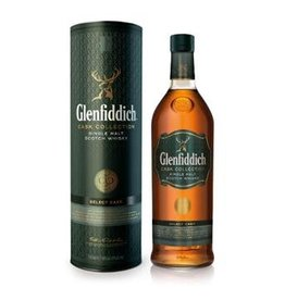Glenfiddich Glenfiddich Select Cask Gift Box