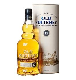 Old Pulteney Old Pulteney 12 Years Gift Box