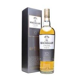 Macallan Macallan 12 Years Fine Oak New Label Gift Box