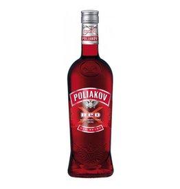 Poliakov Red Vodka