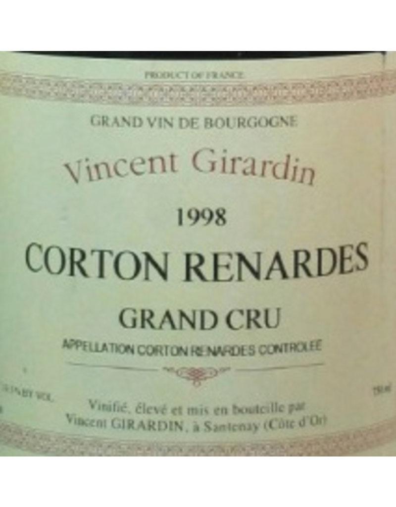 Domaine Vincent Girardin 1998 Girardin Corton Grand Cru