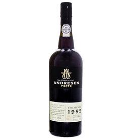 Andresen Colheita Port 1995 0,75L Gift Box