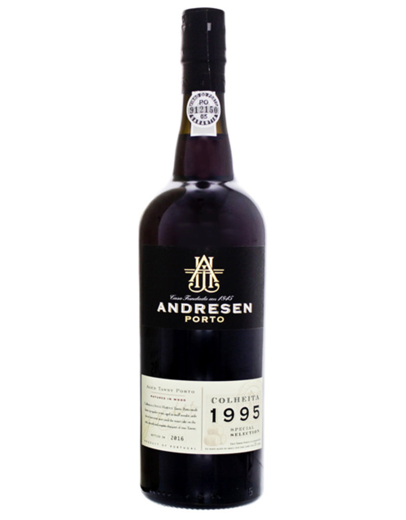 Andresen Colheita Port 1995 0,75L Gift Box