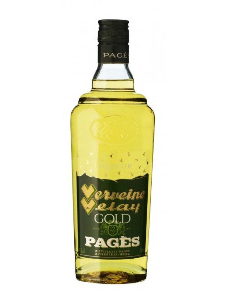 Pages Verveine du Velay Gold 0,7L